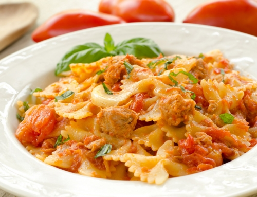 Farfalle with Tuna